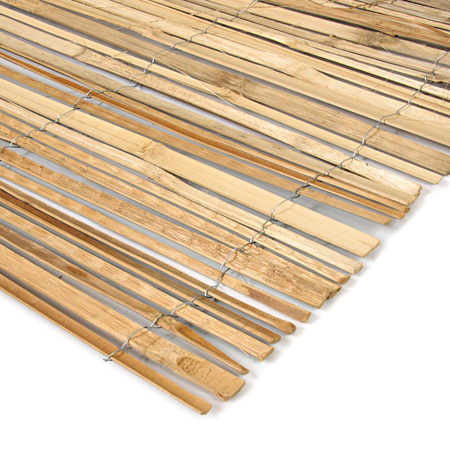 Stínící plotové rohože