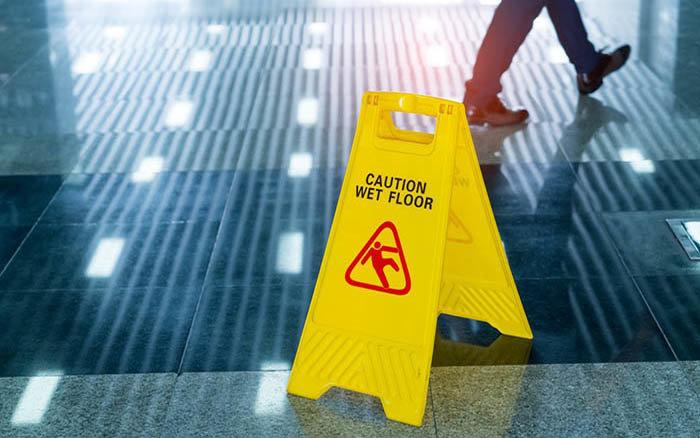 Bezpečnost na pracovišti, prevence