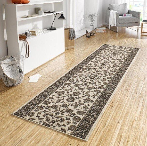Kusový moderní koberec běhoun Basic - šířka 80 cm