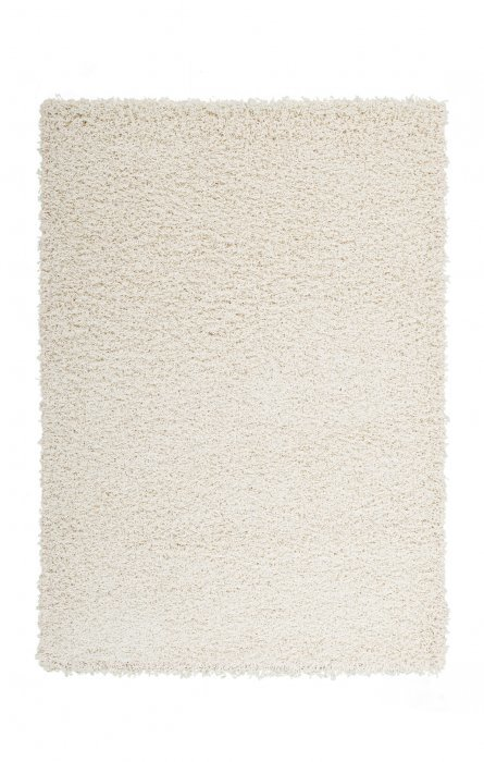 Béžový kusový koberec Funky - délka 150 cm a šířka 80 cm