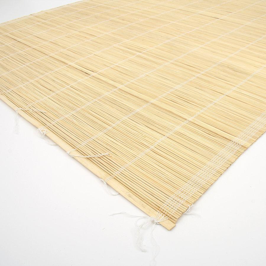"""Bambusová rohož na zeď """"štípaný bambus špejle"""" - délka 300 cm a výška 60 cm"""