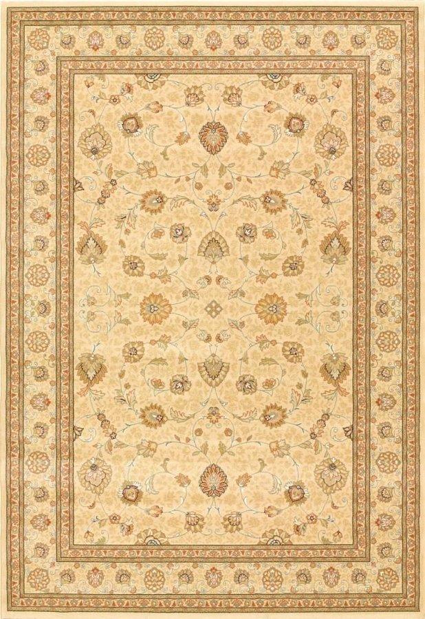 Béžový orientální kusový koberec Nobility - délka 380 cm a šířka 280 cm