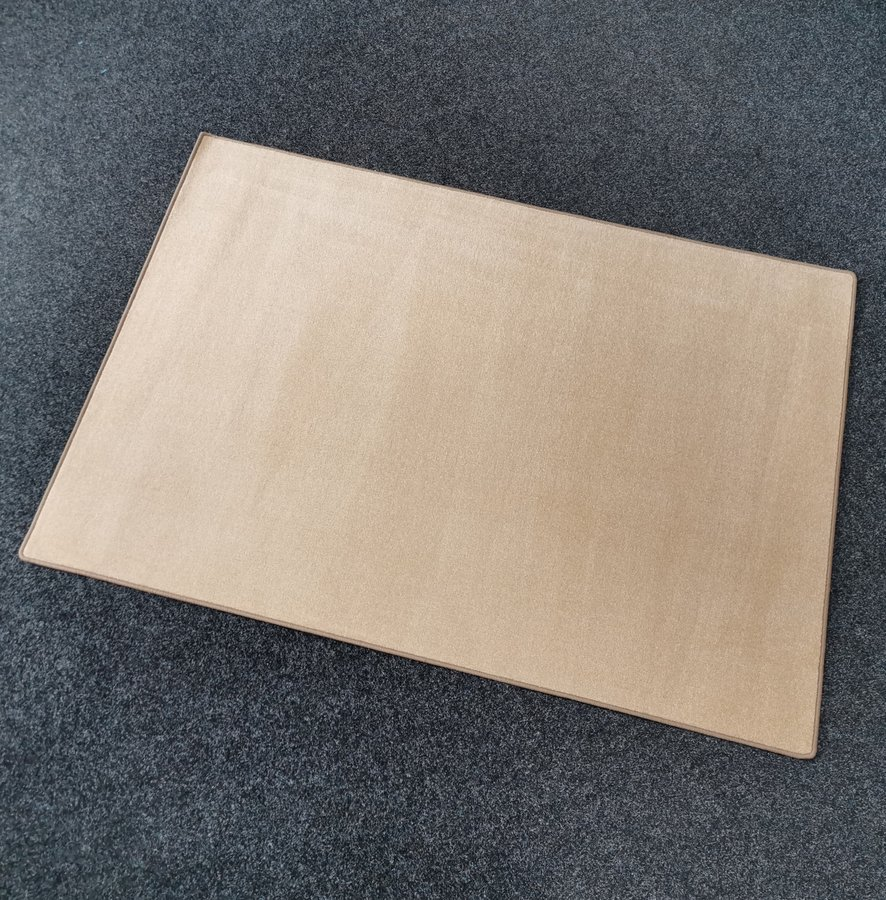 Béžový kusový koberec Eton - délka 200 cm a šířka 140 cm