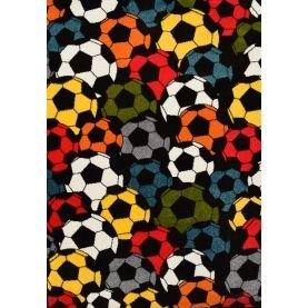 Různobarevný kusový dětský koberec - délka 230 cm a šířka 160 cm