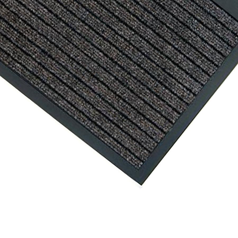 Hnědá textilní vstupní rohož Popular - délka 40 cm a šířka 60 cm (85698591)