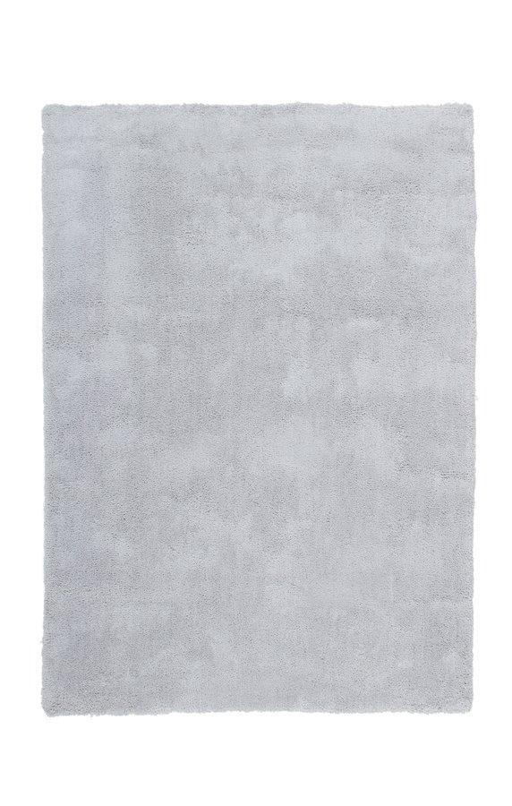 Šedý kusový koberec Paradise - délka 110 cm a šířka 60 cm