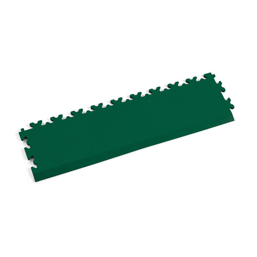 Zelený plastový vinylový nájezd 2025 (kůže), Fortelock - délka 51 cm, šířka 14 cm a výška 0,7 cm