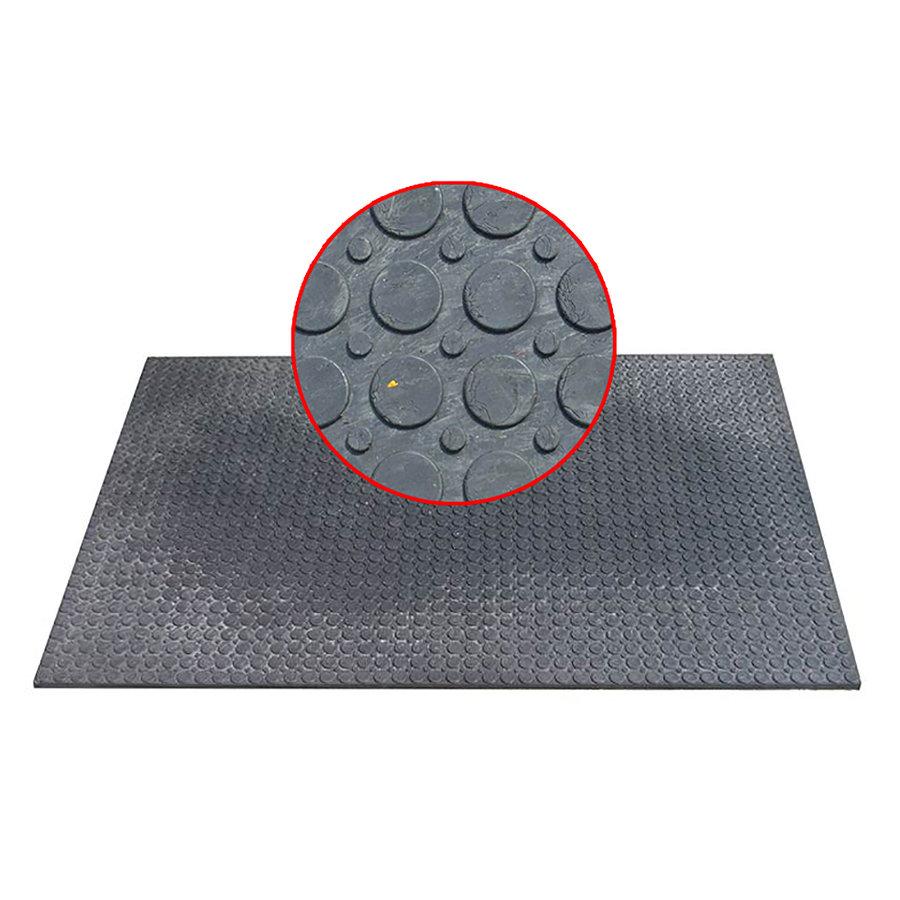 Plastová hladká podlahová interierová deska - délka 120 cm, šířka 80 cm a výška 1,2 cm