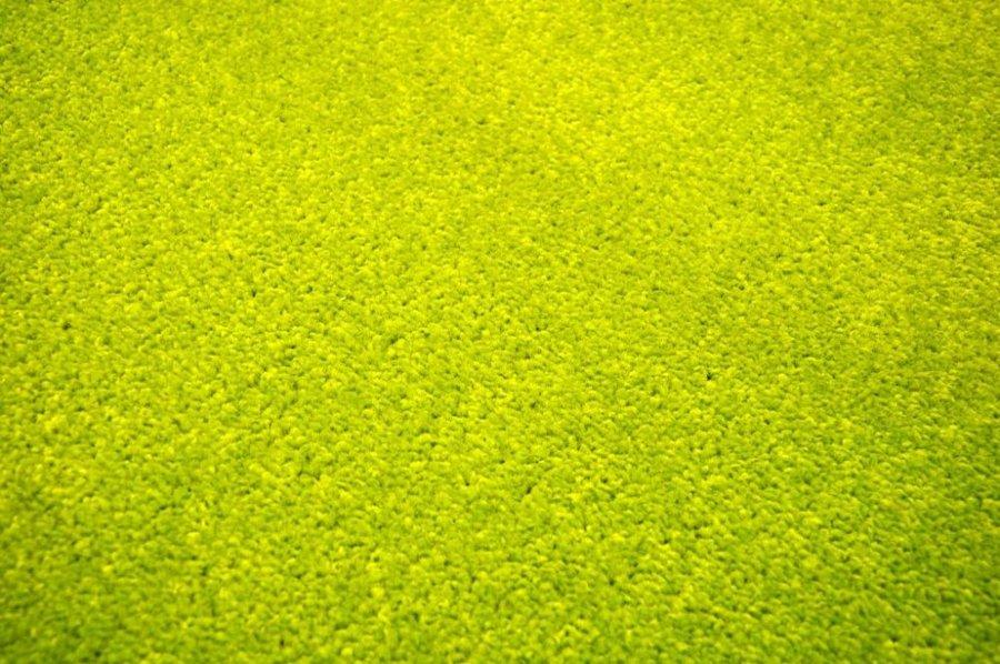 Zelený metrážový koberec Eton - šířka 400 cm