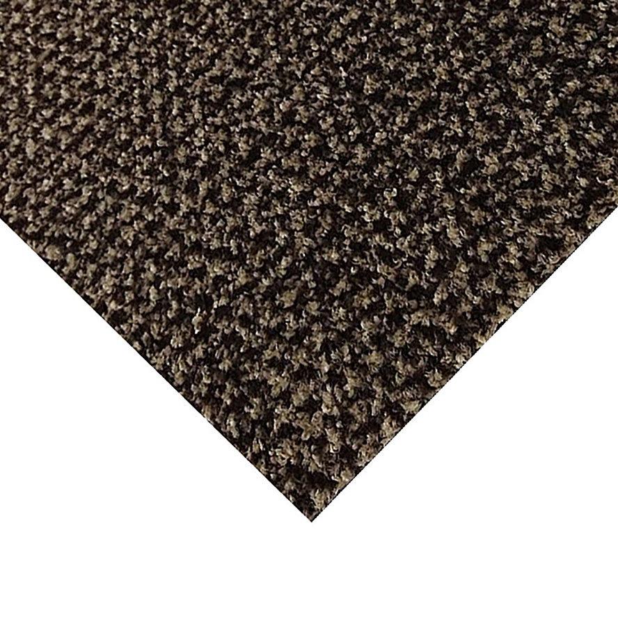Hnědá kobercová vnitřní čistící zóna Alanis, FLOMAT - délka 200 cm, šířka 100 cm a výška 0,75 cm