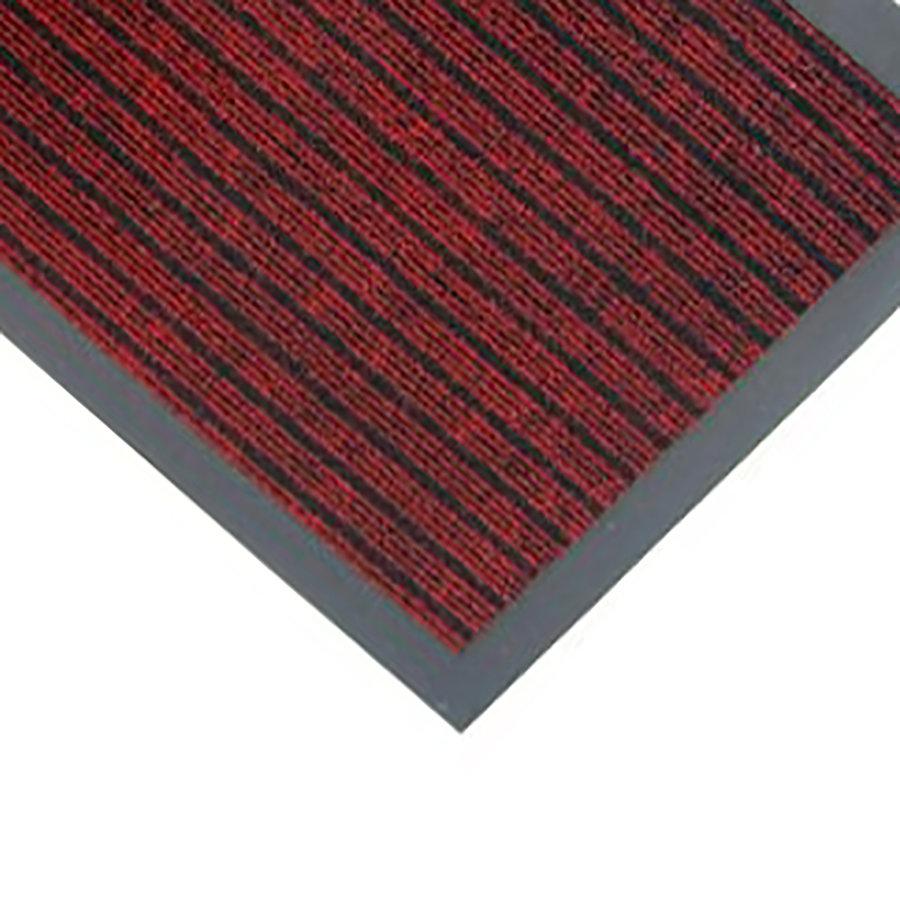 Červená textilní vstupní rohož Popular - délka 40 cm a šířka 60 cm (85698588)