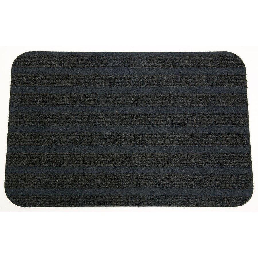 Textilní čistící vnitřní vstupní pratelná rohož - délka 57 cm a šířka 38 cm
