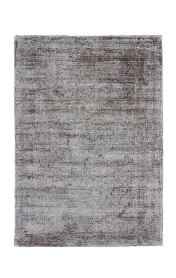Šedý kusový koberec Maori