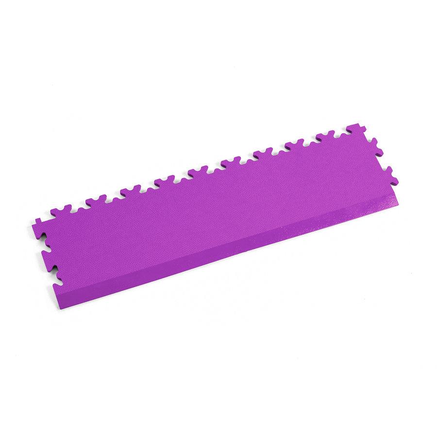 Fialový plastový vinylový nájezd 2025 (kůže), Fortelock - délka 51 cm, šířka 14 cm a výška 0,7 cm