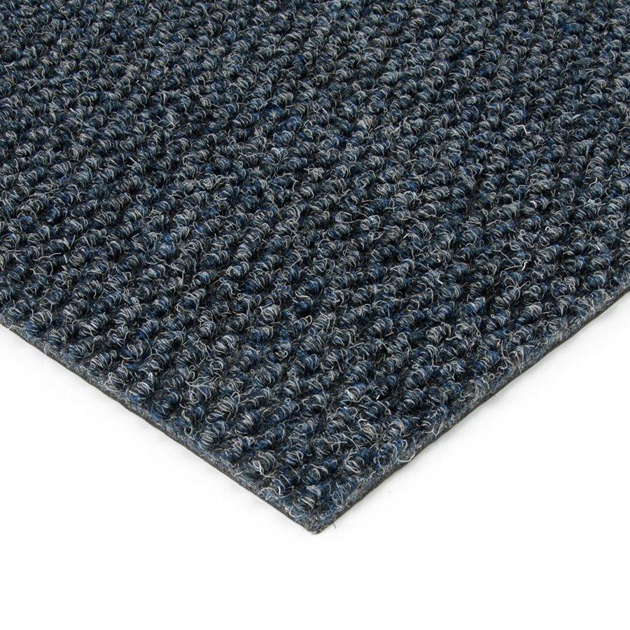 Modrá kobercová zátěžová vnitřní čistící zóna Fiona, FLOMAT - výška 1,1 cm