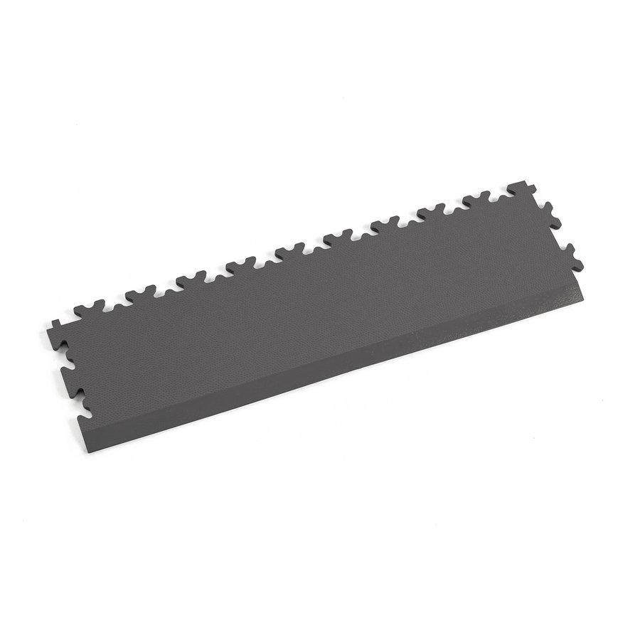 Grafitový plastový vinylový nájezd 2025 (kůže), Fortelock - délka 51 cm, šířka 14 cm a výška 0,7 cm