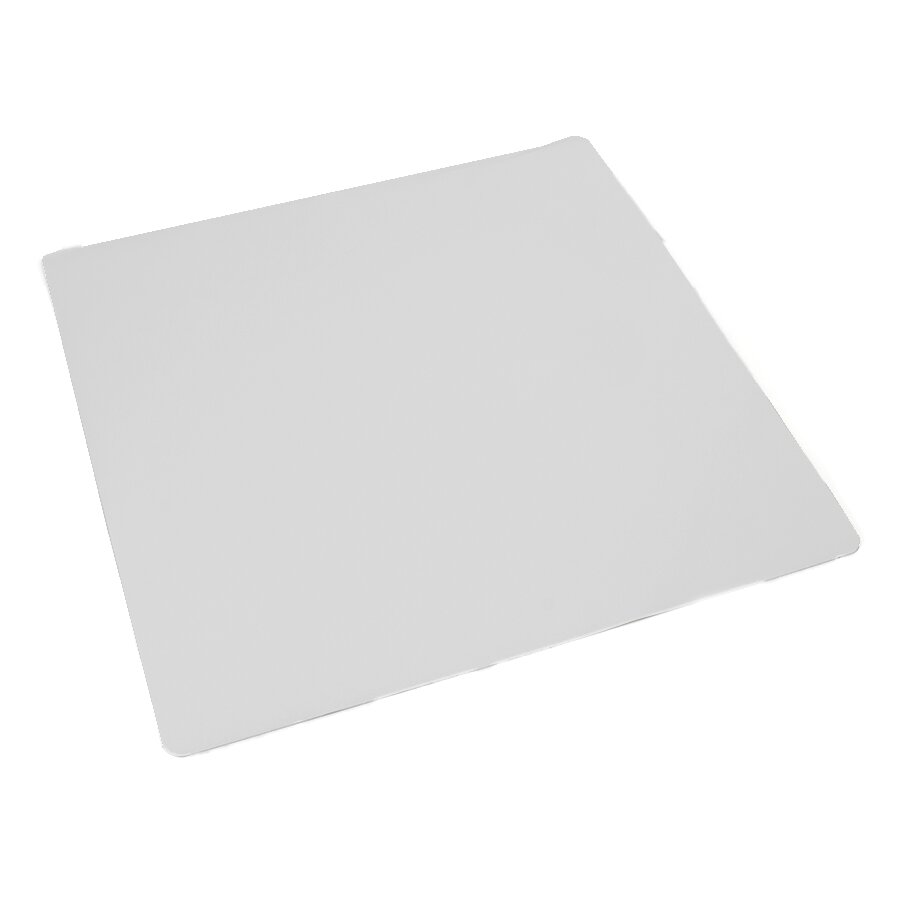 Průhledná voděodolná protiskluzová podložka do sprchy FLOMA Aqua-Safe - 75 x 75 cm tloušťka 0,7 mm