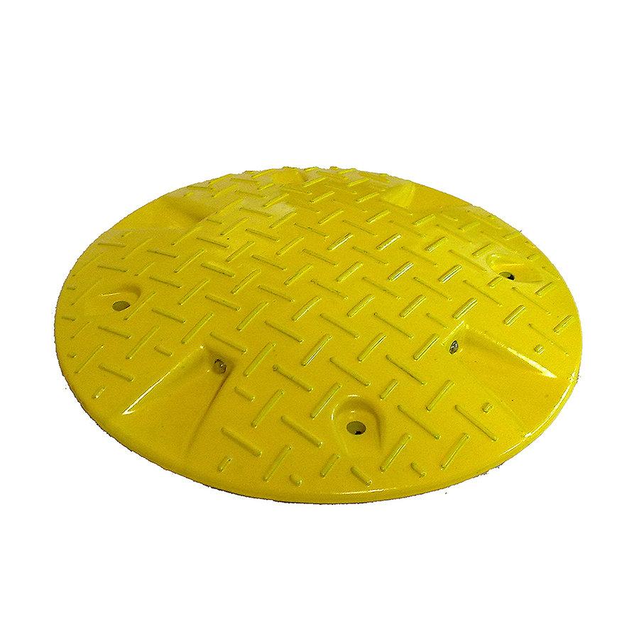"Žlutý plastový zpomalovací ""polštář"" 20 km / hod + dárek ZDARMA"