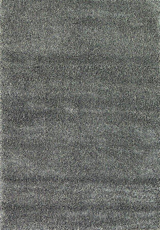 Šedý kusový koberec Lana