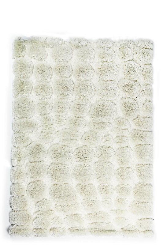 Šedý kusový koberec Istanbul - délka 170 cm a šířka 120 cm