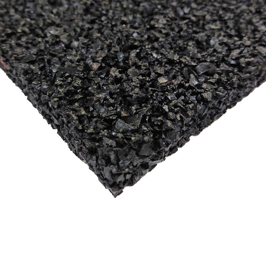Antivibrační elastická tlumící rohož z granulátu (deska) S650 - délka 200 cm a šířka 100 cm