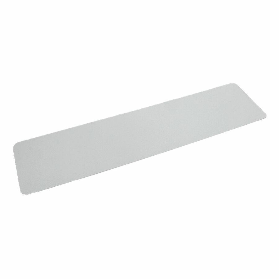 Béžová plastová voděodolná protiskluzová páska (pás) FLOMA Aqua-Safe - 15 x 61 cm tloušťka 0,7 mm