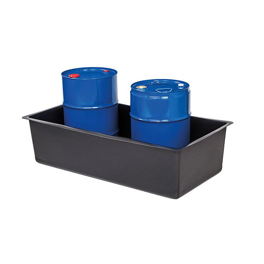 Plastová záchytná vana - délka 119 cm, šířka 59 cm a výška 33 cm