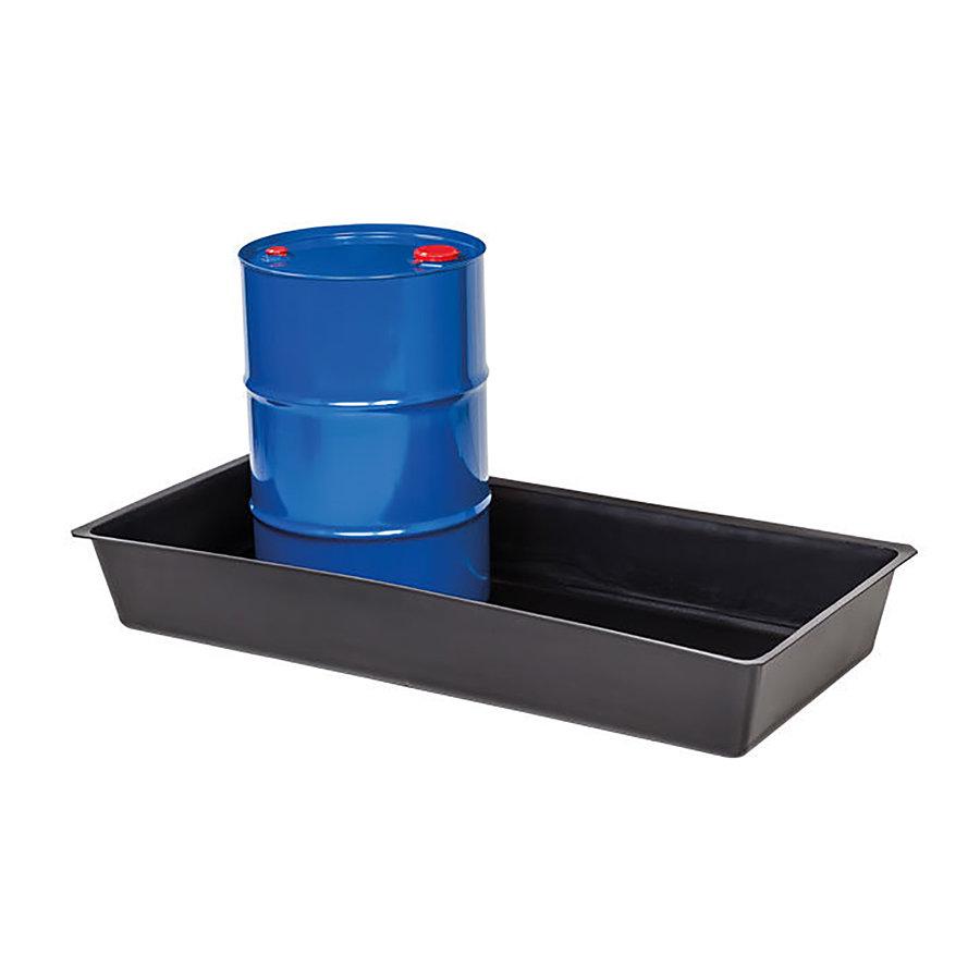 Plastová záchytná vana - délka 122 cm, šířka 57,5 cm a výška 17 cm