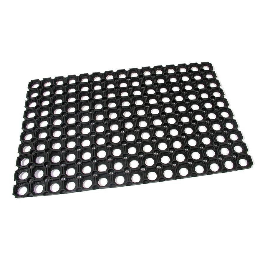 Gumová vstupní čistící rohož Honeycomb - 60 x 40 x 1,6 cm (70604016)