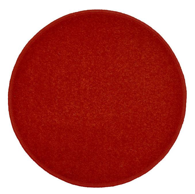 Vínový kusový koberec Eton