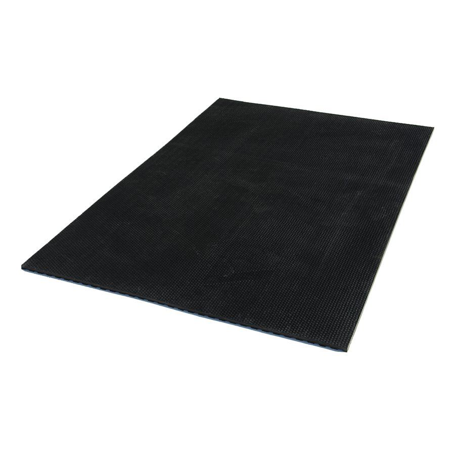 Gumová podlahová zátěžová rohož Permanent, FLOMAT - délka 180 cm, šířka 120 cm a výška 1,4 cm