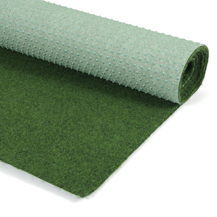 Zelený travní metrážový koberec Greeny - šířka 400 cm a výška 0,6 cm