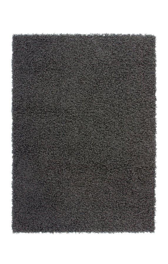 Černý kusový koberec Funky - délka 60 cm a šířka 40 cm
