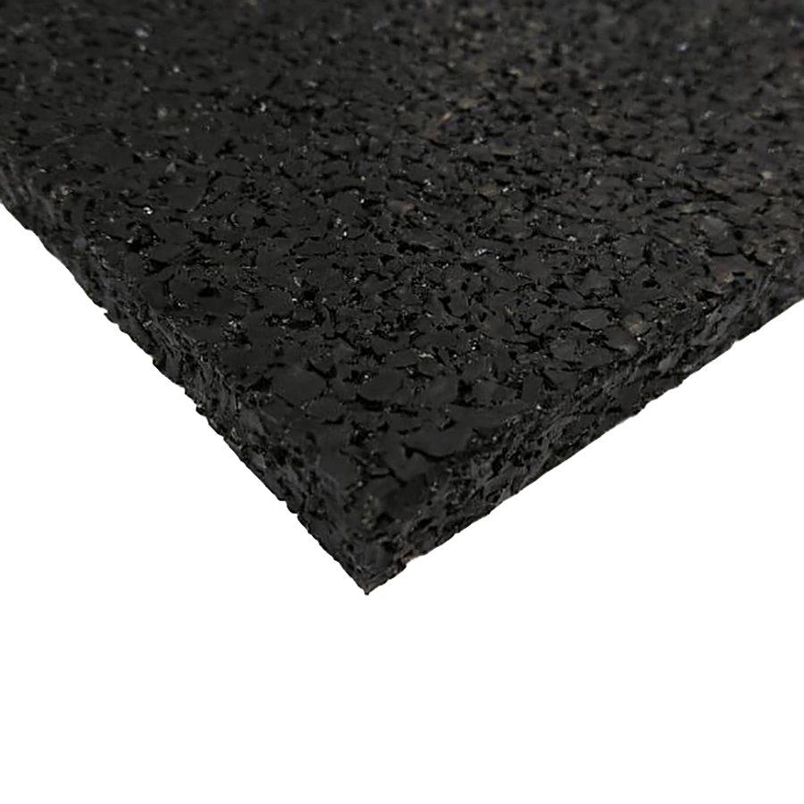 Antivibrační elastická tlumící rohož z granulátu (deska) S850 - délka 200 cm a šířka 100 cm