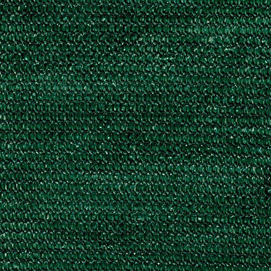 Zelená stínící tkanina na plot Samoa - délka 50 m