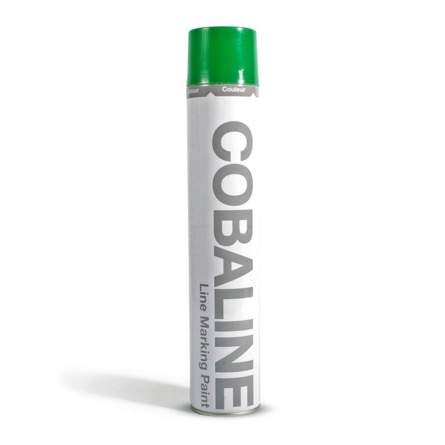 Zelená permanentní rychleschnoucí barva - objem 750 ml