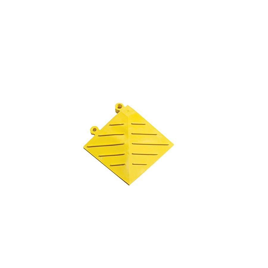 Žlutá náběhová hrana (roh) Diamond FL Safety Ramp - 15 x 15 cm (81716167)