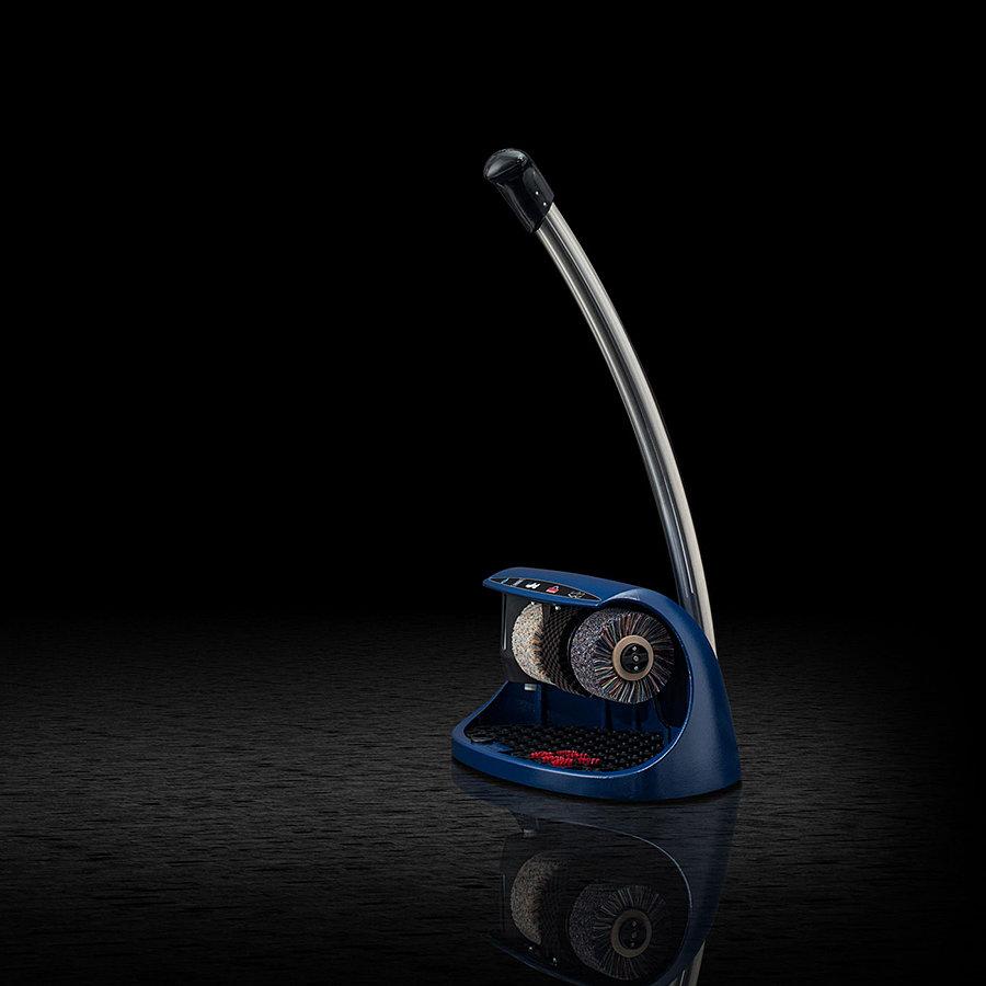 Modrý čistič bot Cosmo plus, Heute