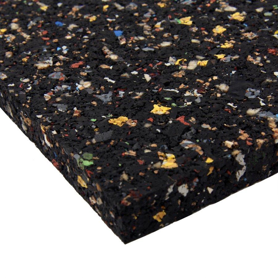 Antivibrační tlumící podložka pod pračku - 60 x 60 x 1,5 cm (00140031)