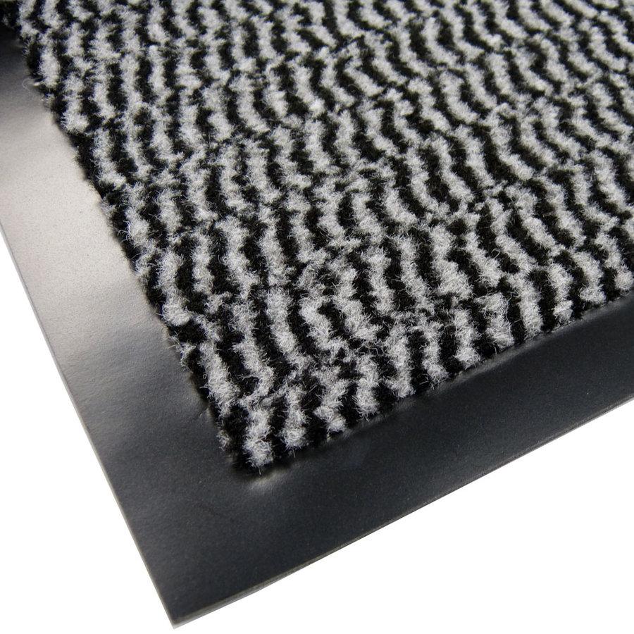 Textilní čistící vnitřní vstupní rohož - výška 0,7 cm