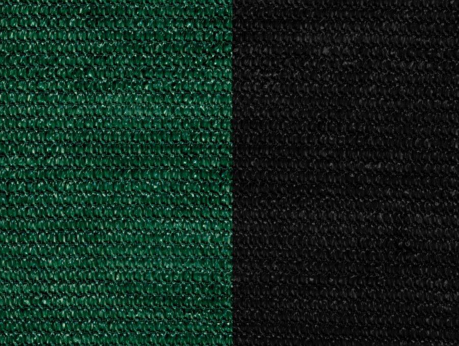 Zelená stínící tkanina na plot Samoa - délka 50 m a šířka 1 m