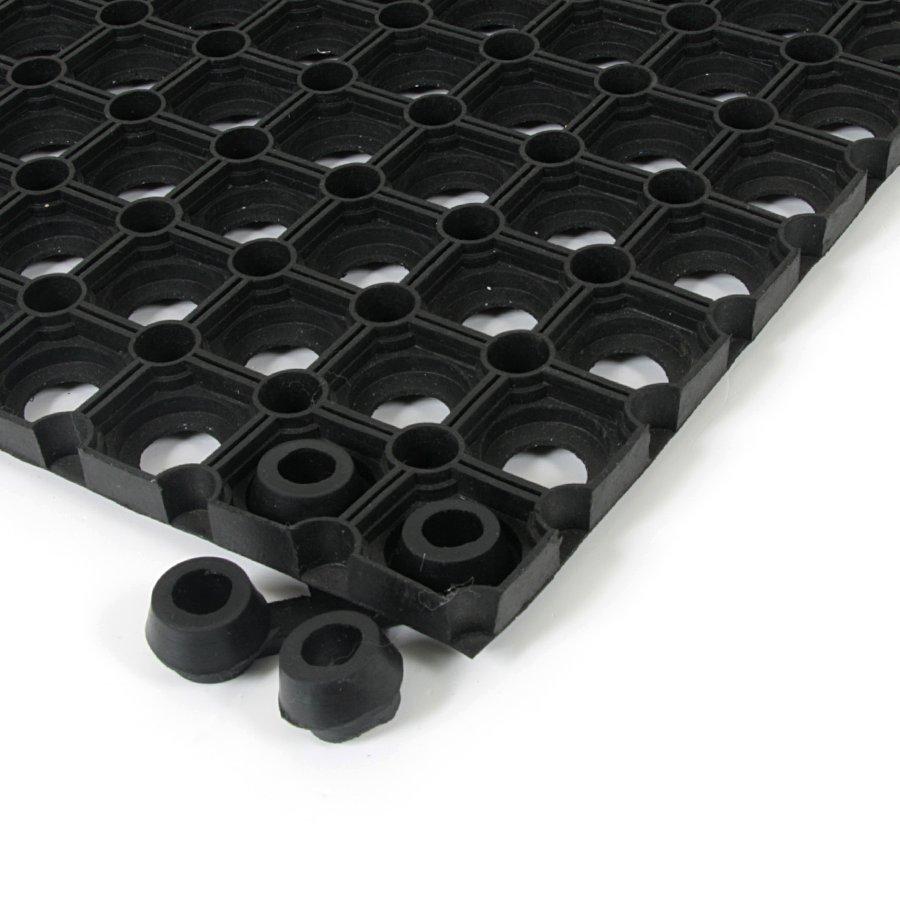 Gumová spojka pro rohože Octomat, Honeycomb FLOMAT