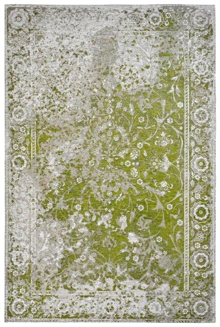 Zelený kusový moderní koberec Milano