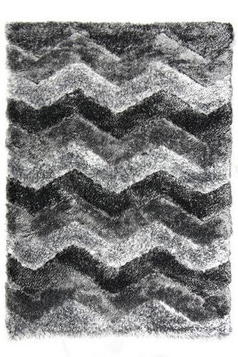 Šedý kusový koberec Istanbul - délka 230 cm a šířka 160 cm