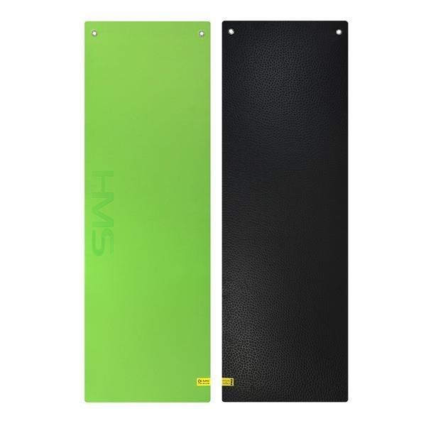 Zelená fitness podložka na cvičení MFK03 - délka 180 cm, šířka 60 cm a výška 1,5 cm