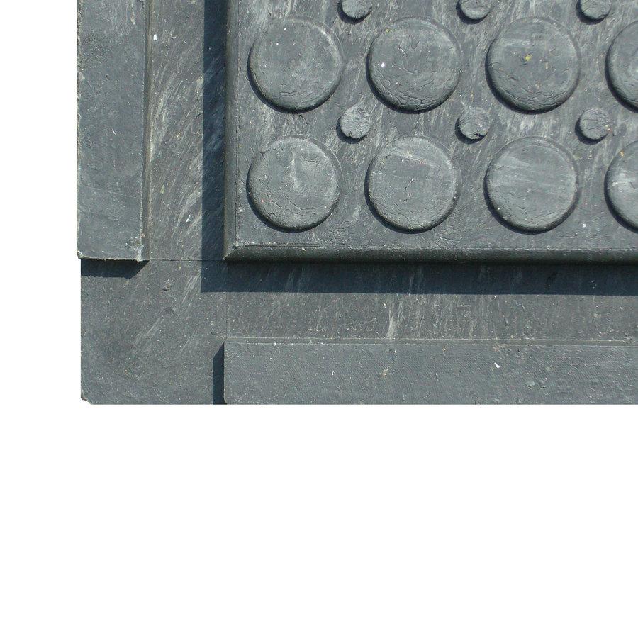Plastová univerzální zátěžová podlahová deska - délka 120 cm, šířka 80 cm a výška 4,3 cm