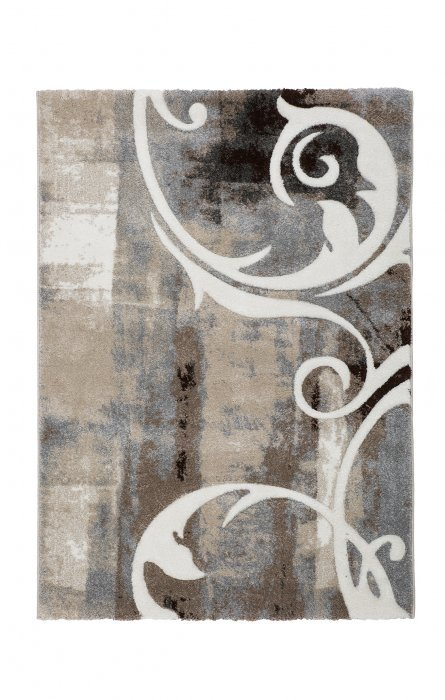 Hnědý kusový koberec Acapulco - délka 150 cm a šířka 80 cm