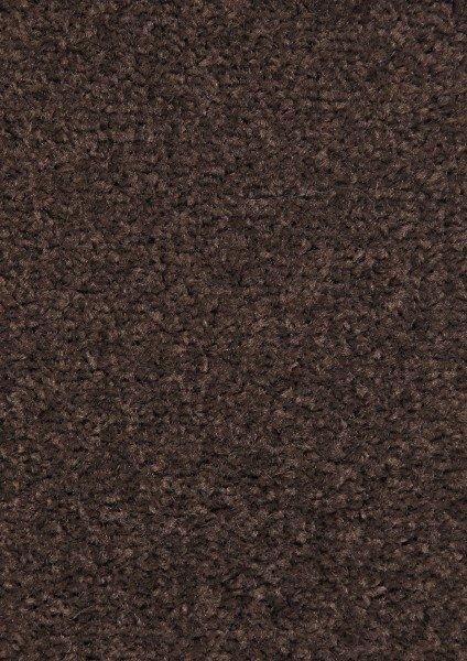 Hnědý kusový koberec Nasty - délka 150 cm a šířka 80 cm