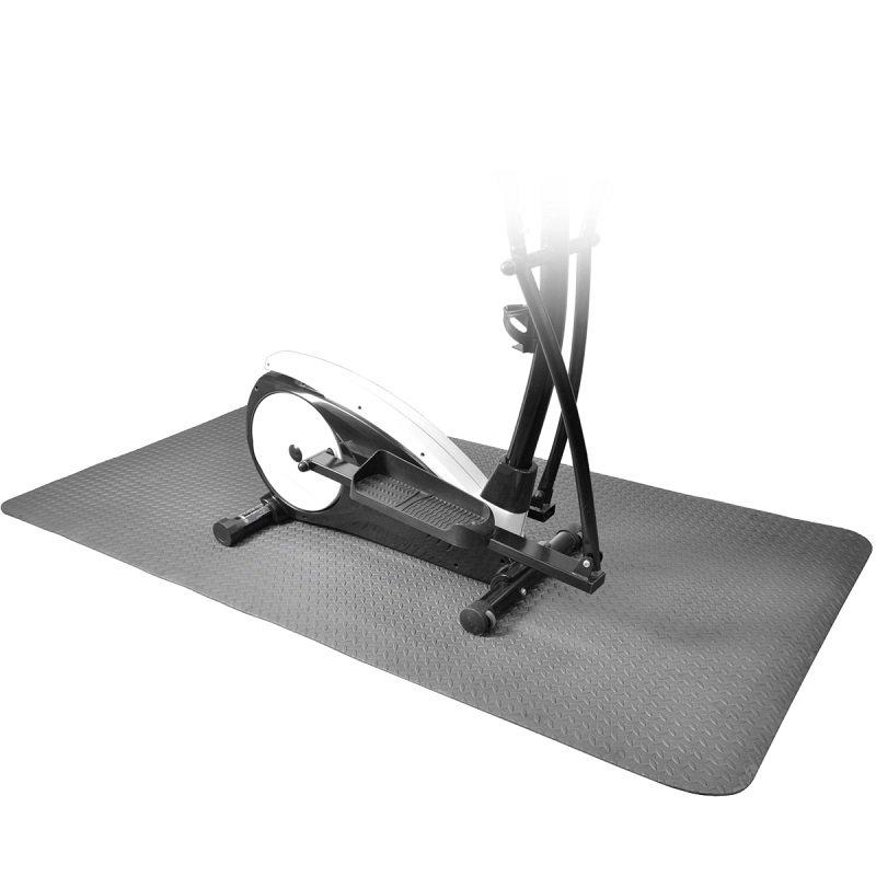 Podložka pod fitness stroje - délka 180 cm, šířka 91 cm a výška 0,6 cm