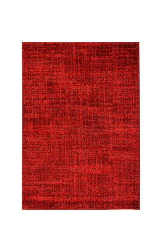 Červený kusový koberec Armoni